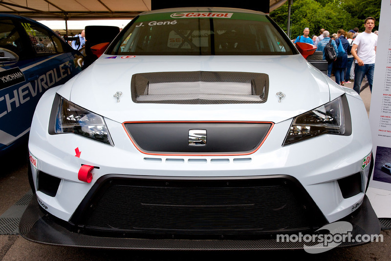2014 Seat Leon Cup Racer