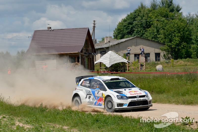 #18: Rallye Polen 2014