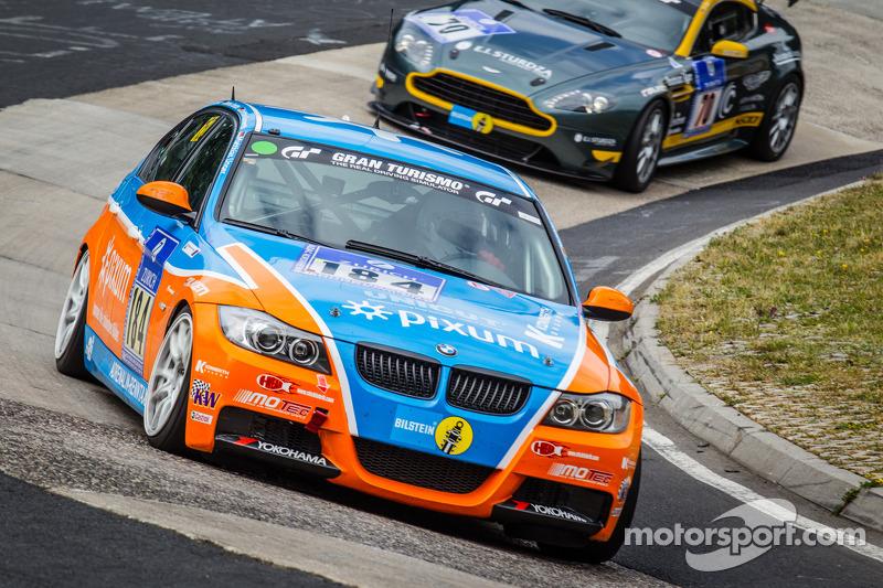 #184 Adrenalin Motorsport BMW E90 325i: Matthias Unger, Christian Konnerth, Timo Schupp
