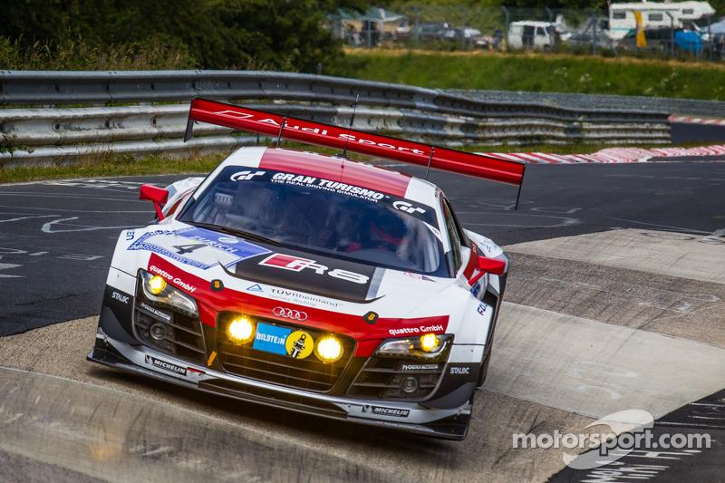 2014: Sieg bei den 24h Nürburgring