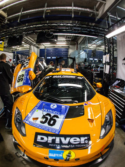 #66 Dörr Motorsport McLaren MP4-12C
