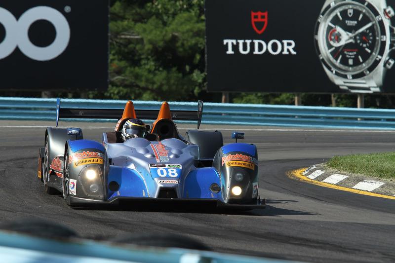 #08 RSR Racing Oreca FLM09 雪佛兰: 克里斯·卡明, 阿历克斯·塔利亚尼, 鲁斯蒂·米切尔