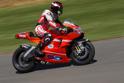 2010 Ducati GP10 - Jean-Marie Herhard