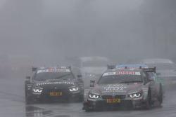 Joey Hand, BMW Team RBM BMW M4 DTM and Bruno Spengler, BMW Team Schnitzer BMW M4 DTM