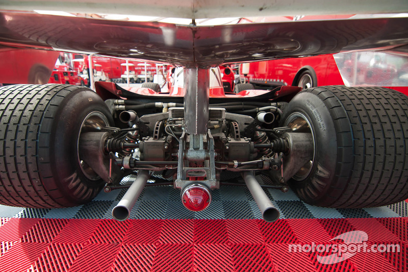 Klasik Ferrari F1 - ex Gilles Villeneuve