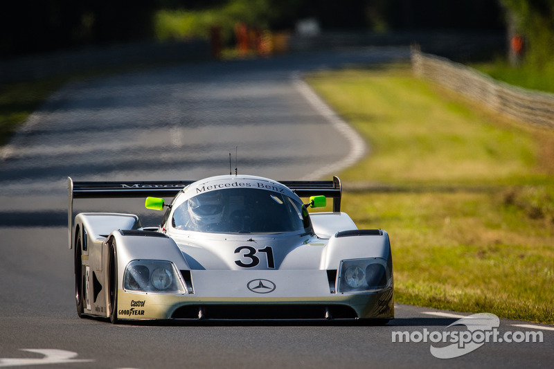 #31 1989 Mercedes C11: Bob Berridge