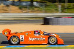 #5 1988 保时捷 962: 彼得·哈伯格