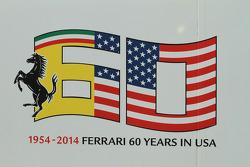 Ferrari signage