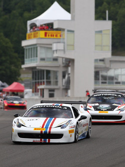 #013 Miller Motorcars Ferrari 458: Carlos Conde