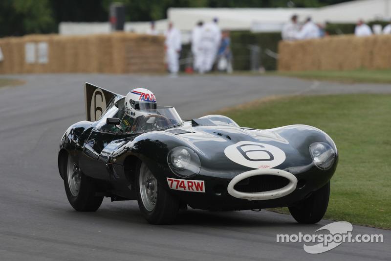 "Jaguar D-Type ""Long Nose"""