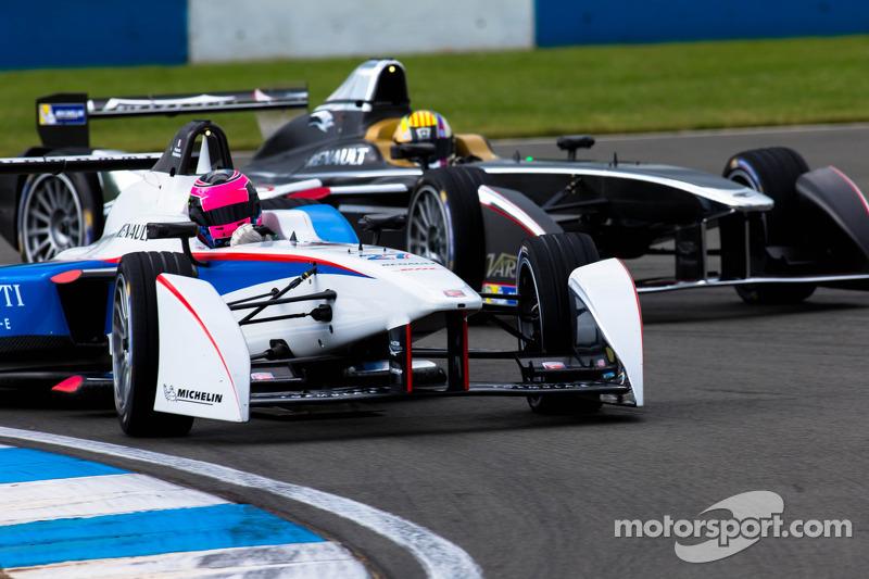 Franck Montagny, Andretti Autosport ve Oriol Servia, Dragon Racing