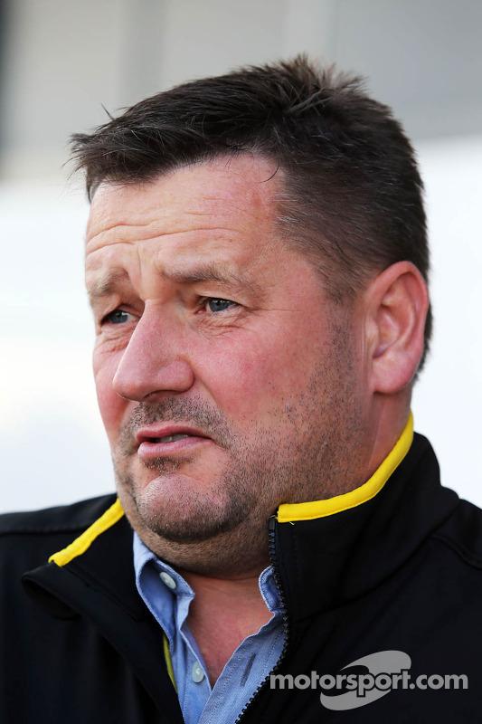 Paul Hembery, Motorsportdirektor, Pirelli