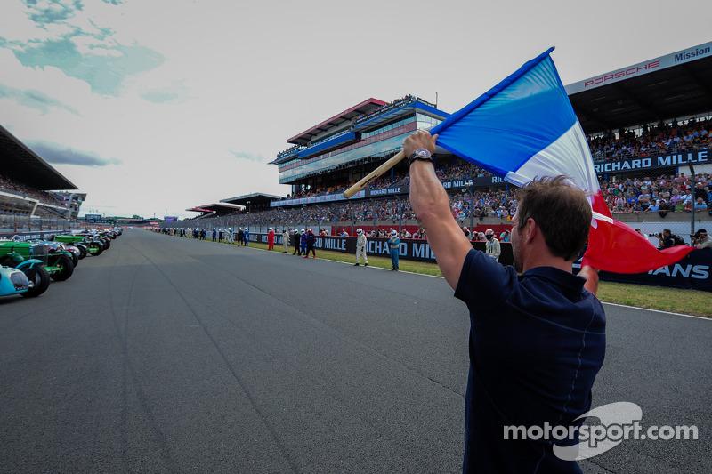 Sébastien Loeb dà inizio