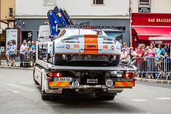 #95 阿斯顿马丁车队 阿斯顿马丁 Vantage V8