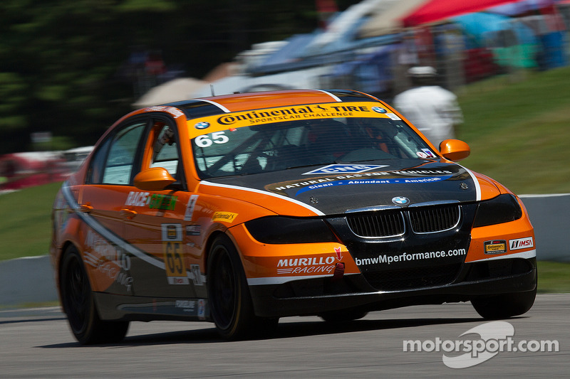 #65 Murillo Racing 宝马 328i: 蒂姆·普罗贝特, 布伦特·莫辛, 贾斯丁·皮希泰利