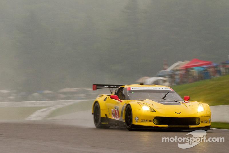 #3 雪佛兰克尔维特 Racing 雪佛兰 雪佛兰克尔维特 C7.R: 扬·马格努森, 安东尼奥·加西亚