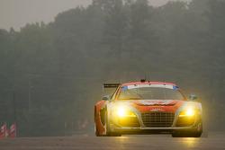 #35 Flying Lizard Motorsports 奥迪 R8 LMS: 赛斯·奈曼, 迪翁·冯莫尔特克 , 斯潘瑟·庞佩利