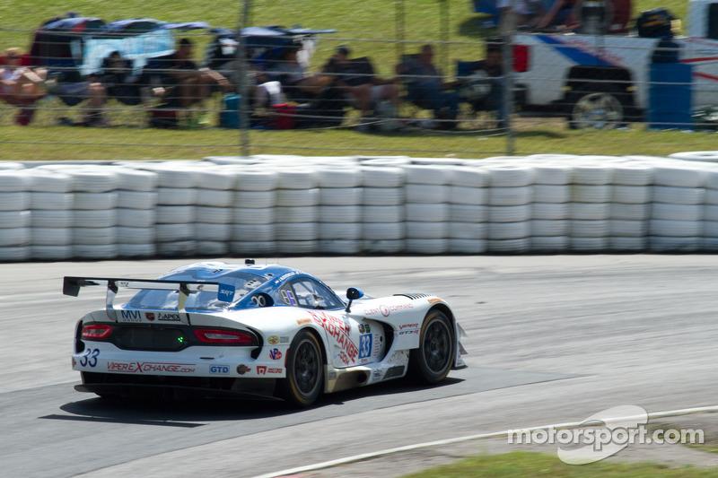 #33 Riley Motorsports SRT 蝰蛇 GT3-R: 杰伦·布勒克莫伦, 本·基廷