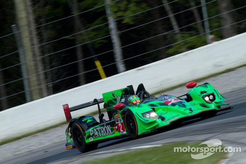 #2 Extreme Speed Motorsports HPD ARX-03b: 埃德·布朗, 约翰内斯·范奥韦尔比克