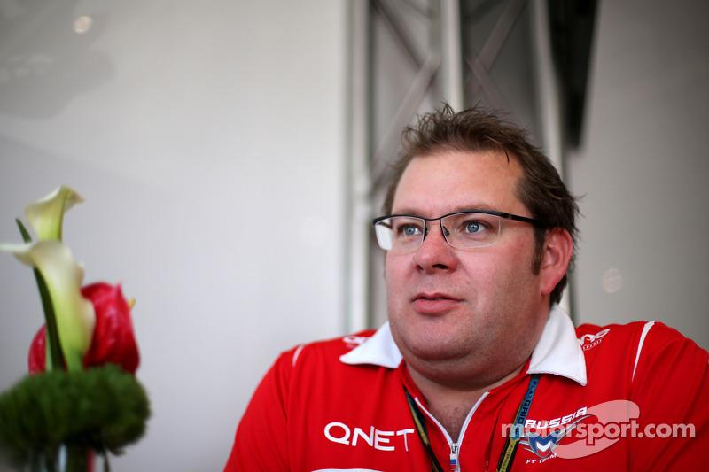 Dave Greenwood, Marussia F1 Team