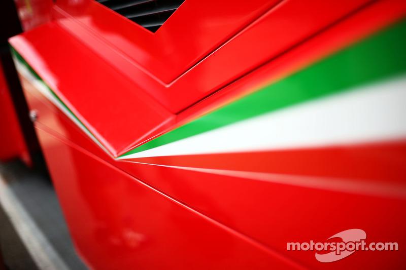 Ferrari tırları