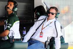 Christian Albers, Caterham F1 Takımı, Takım Müdürü