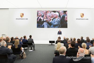 Porsche development centre - Weissach