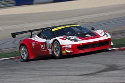#60 Formula Racing Ferrari F458 Italia GT3: Andrea Piccini, Johnny Laursen, Mikkel Mac Jensen
