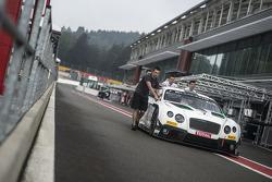 #7 M-Sport Bentley Bentley Continental GT3
