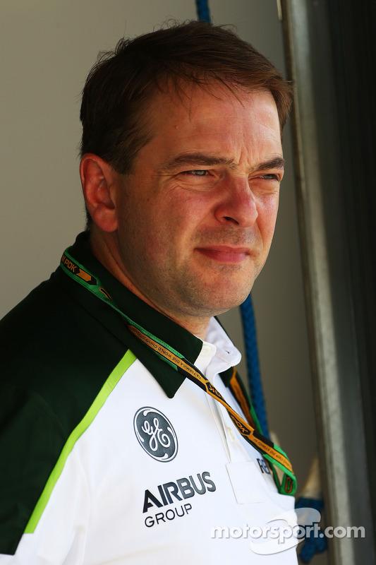 Dr. Manfredi Ravetto, Caterham F1