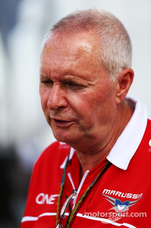 约翰·布斯,玛鲁西亚F1车队总监