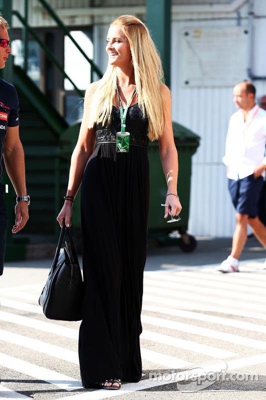 Petra Silander, Scuderia Toro Rosso