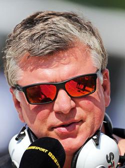 Otmar Szafnauer, Sahara Force India F1 Direttore Operativo