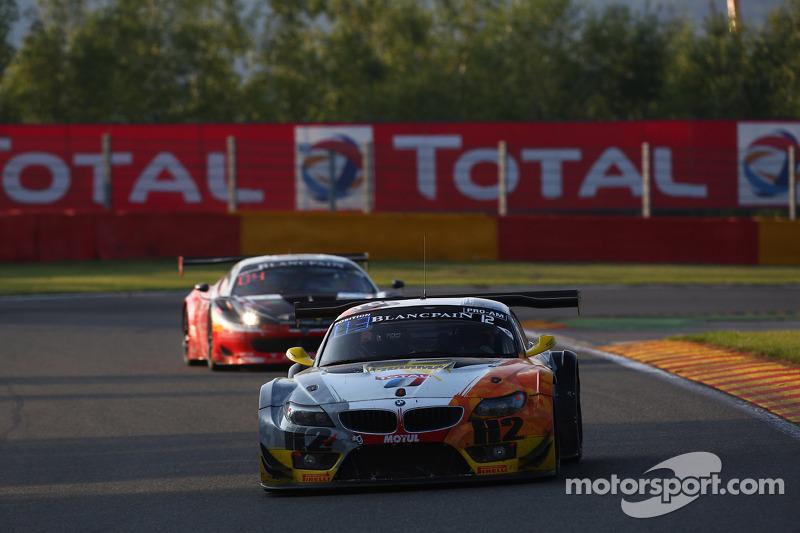 #12 TDS Racing BMW Z4: Henry Hassid, Nicky Catsburg, Jens Klingmann, Pierre Thiriet
