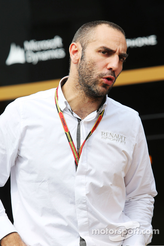 Cyril Abiteboul, Geschäftsführer, Renault Sport F1