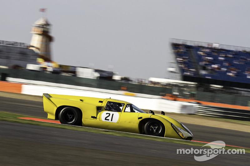 #21 劳拉 T70 Mk3B: 斯蒂夫·坦迪