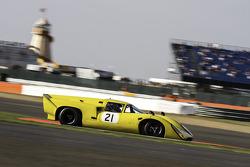 #21 Lola T70 Mk3B: Steve Tandy