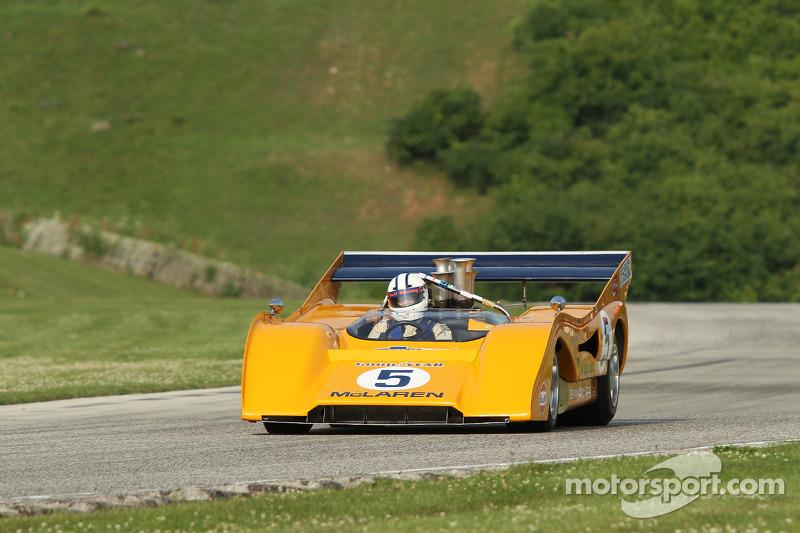 #5 1971 迈凯伦 M8F: 克里斯·麦克阿利斯特