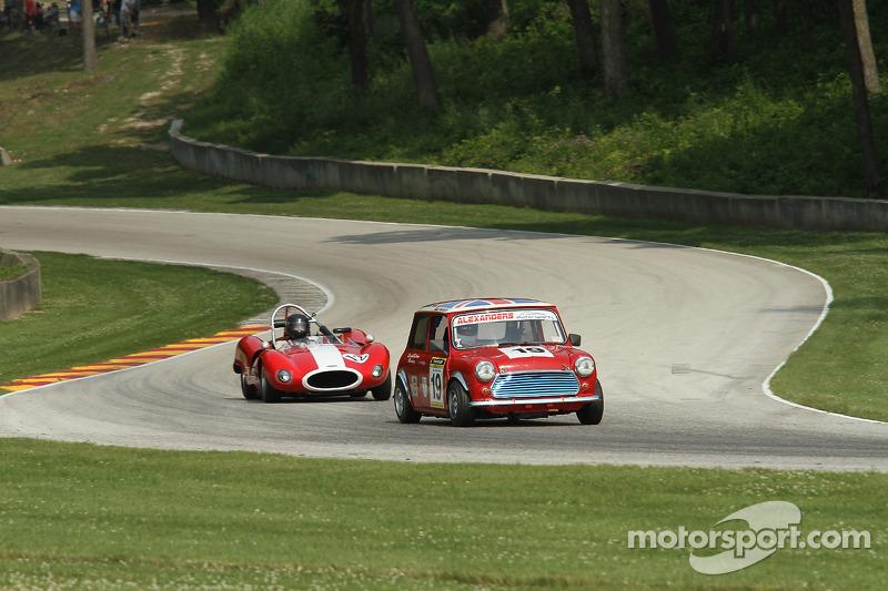 #19 1968 Mini Cooper-S:Matthew Mulacek