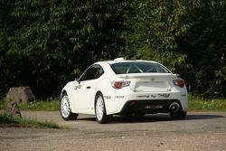 Test Toyota GT86 CS-R3