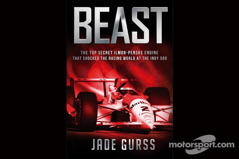 La copertina del libro di Jade Gurss
