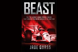 "The cover of the Jade Gurss book ""Beast"""