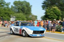 #33 1970 Datsun 240Z: Kirk Blaha