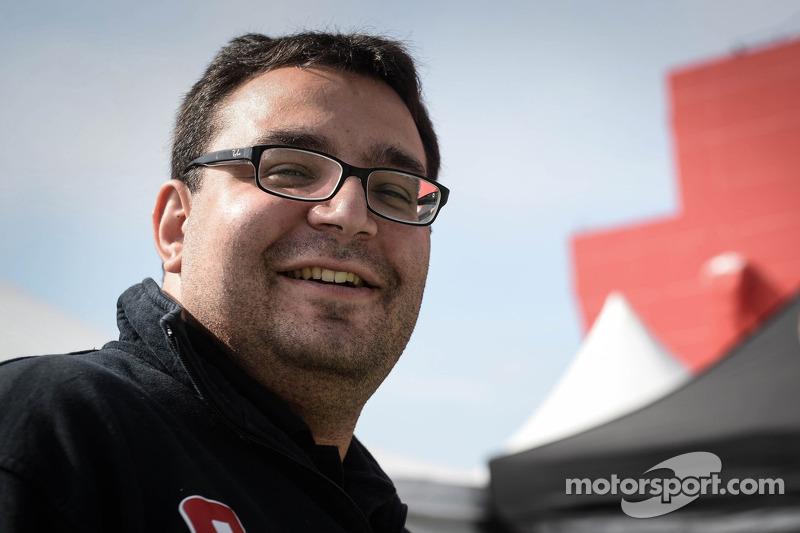 Dominik Greiner, Team Principal, ALL-INKL_COM Munnich Motorsport