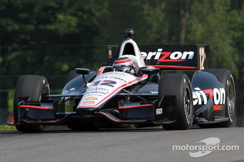 2014 IndyCar: Will Power, Team Penske, Dallara-Chevrolet