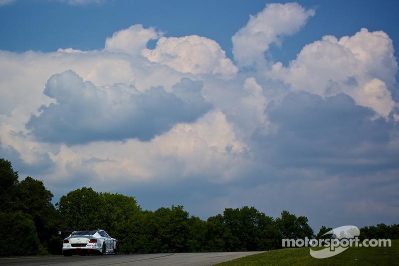 #08 Dyson Racing Team 宾利 宾利 V8 T: 布奇·莱茨金格