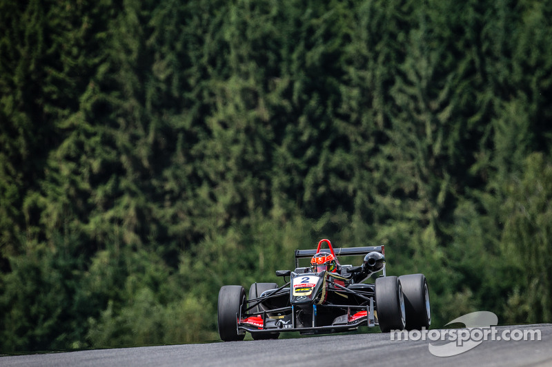 Esteban Ocon, Prema Powerteam Dallara F312 Mercedes