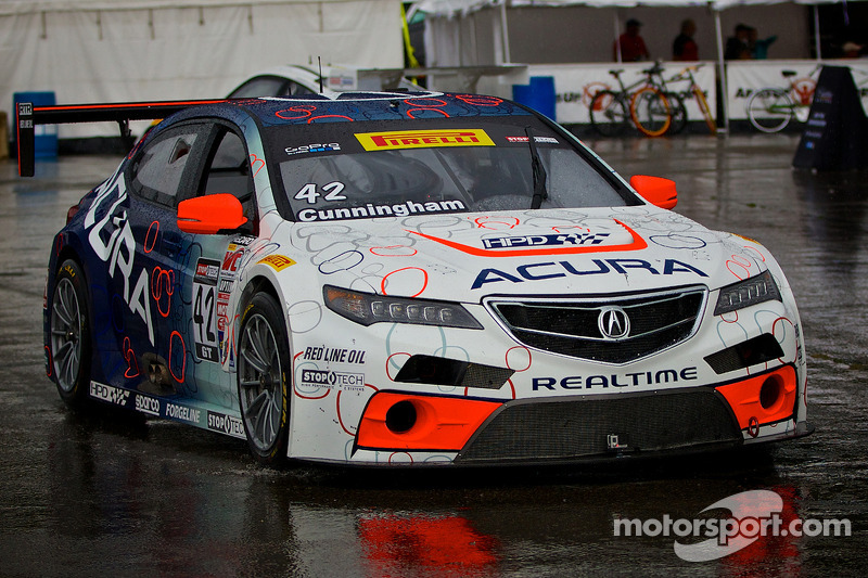 #42 RealTime R&L Acura TLX-GT: 彼得·坎宁安