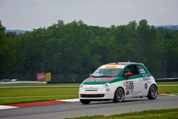 #00 Start Racing FIAT 500: Dan Goodman