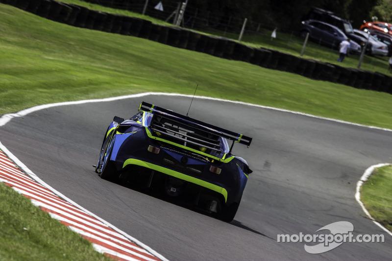 #33 Jensen Motorsport 雪佛龙 GR8